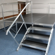 04 Handrails for Stairs