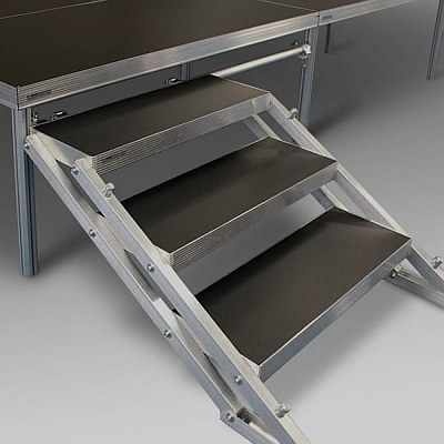 folding stairs for stage 400×400